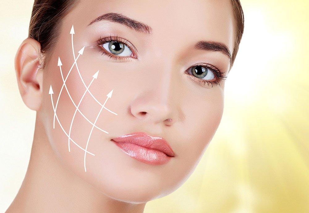 Facial skin sag — img 8