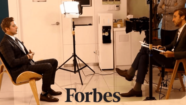 Forbes featured